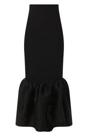 Женская юбка SOLACE черного цвета, арт. 0S25039 | Фото 1
