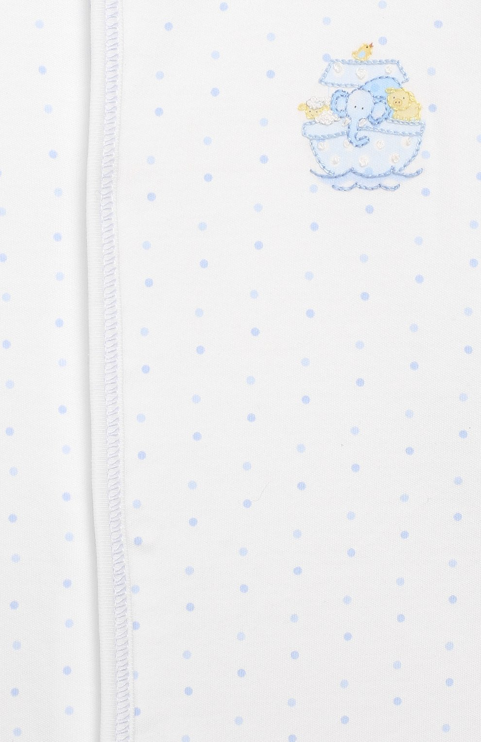 Детский комбинезон noah's friends MAGNOLIA BABY голубого цвета, арт. E109-22-LB   Фото 3
