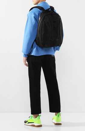 Мужской рюкзак ALEXANDER MCQUEEN черного цвета, арт. 601151/HV21K   Фото 2