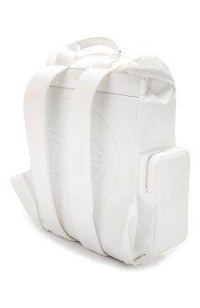 Мужской комбинированный рюкзак street DOLCE & GABBANA белого цвета, арт. BM1601/AZ675   Фото 3