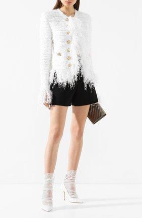 Женская туфли lavish 100  JIMMY CHOO белого цвета, арт. LAVISH 100/ZXC | Фото 2