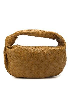 Женская сумка bv jodie small BOTTEGA VENETA хаки цвета, арт. 600261/VCPP0 | Фото 1