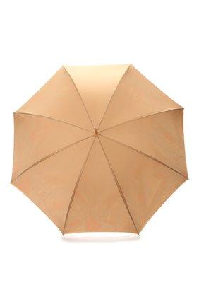 Женский зонт-трость PASOTTI OMBRELLI бежевого цвета, арт. 189/RAS0 5G248/6/G2 | Фото 1