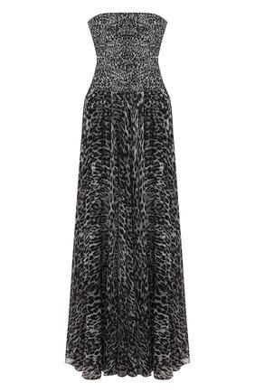 Женское платье-макси RASARIO серого цвета, арт. 0009W9_1 | Фото 1