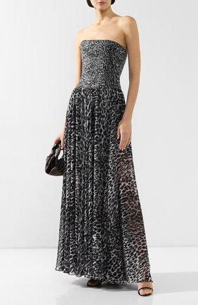 Женское платье-макси RASARIO серого цвета, арт. 0009W9_1 | Фото 2