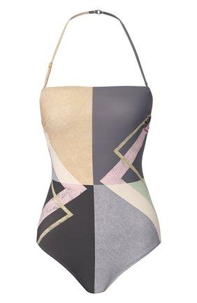Женский слитный купальник GOTTEX светло-серого цвета, арт. 20MA070R | Фото 1