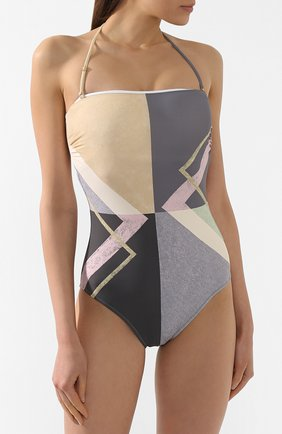Женский слитный купальник GOTTEX светло-серого цвета, арт. 20MA070R | Фото 2
