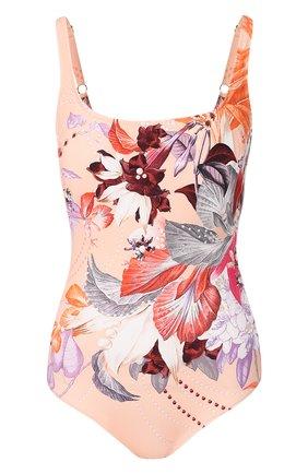 Женский слитный купальник GOTTEX светло-розового цвета, арт. 20PA173 | Фото 1