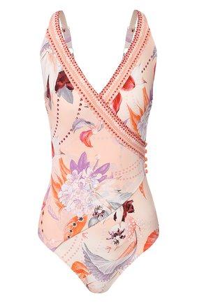 Женский слитный купальник GOTTEX светло-розового цвета, арт. 20PA178 | Фото 1