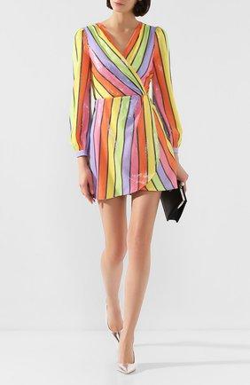 Женское платье с пайетками OLIVIA RUBIN разноцветного цвета, арт. 0R0275/MEG DRESS | Фото 2