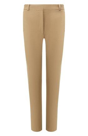 Женские брюки из смеси вискозы и хлопка JOSEPH бежевого цвета, арт. JP000899 | Фото 1