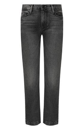 Женские джинсы FRAME DENIM серого цвета, арт. LNSWH504 | Фото 1
