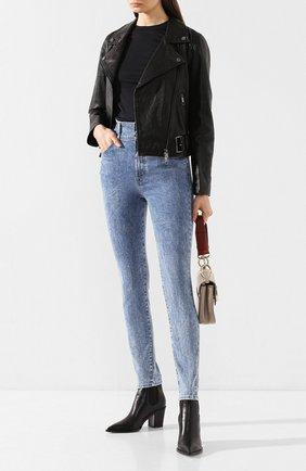 Женские джинсы J BRAND голубого цвета, арт. JB002666 | Фото 2