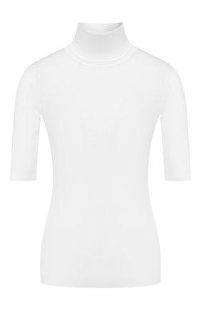Женская шерстяной пуловер THEORY кремвого цвета, арт. J1111703 | Фото 1