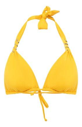 Женский треугольный бра LAZUL желтого цвета, арт. MAIA T0P/LIM0N | Фото 1
