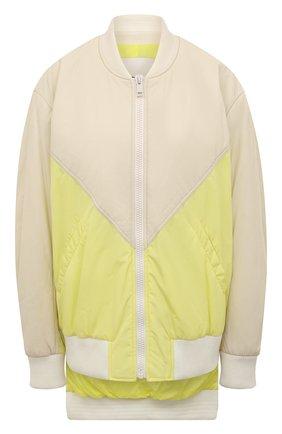 Женская куртка YS ARMY PARIS желтого цвета, арт. 20EFV01981N61X | Фото 1