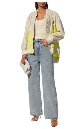Женская куртка YS ARMY PARIS желтого цвета, арт. 20EFV01981N61X | Фото 2