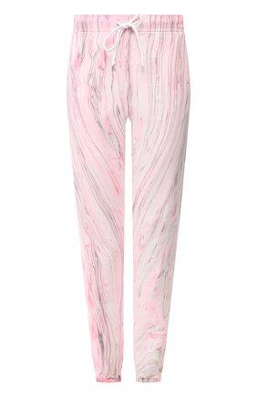 Женские хлопковые джоггеры COTTON CITIZEN розового цвета, арт. W420461   Фото 1