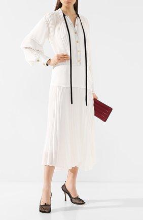 Женское платье-миди PROENZA SCHOULER белого цвета, арт. R2013032-BY140 | Фото 2