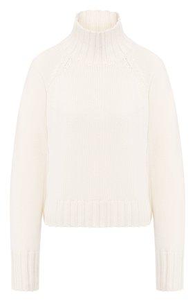 Женская кашемировый свитер PROENZA SCHOULER кремвого цвета, арт. R2017366-KK017 | Фото 1