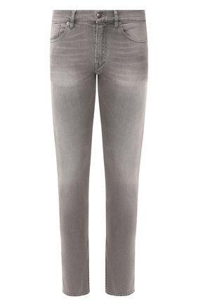 Мужские джинсы RALPH LAUREN серого цвета, арт. 790782453 | Фото 1