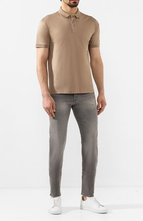 Мужские джинсы RALPH LAUREN серого цвета, арт. 790782453 | Фото 2