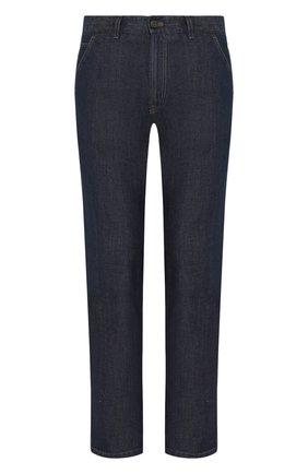 Мужские джинсы BRIONI темно-синего цвета, арт. SPL50M/P9D13/SUNSET | Фото 1
