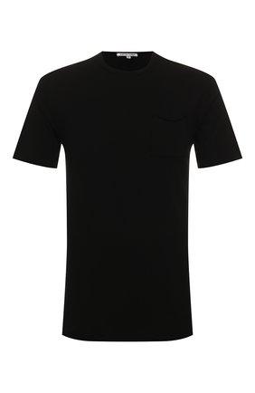 Мужская хлопковая футболка COTTON CITIZEN черного цвета, арт. M602715 | Фото 1