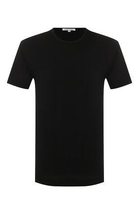 Мужская хлопковая футболка COTTON CITIZEN черного цвета, арт. M60011 | Фото 1