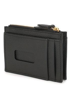 Кожаный футляр для кредитных карт | Фото №2