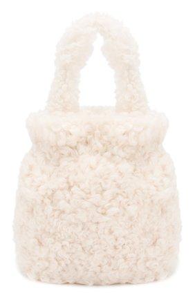 Женская сумка grace STAUD кремвого цвета, арт. 160-9194 | Фото 1