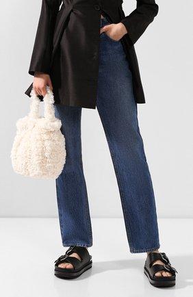 Женская сумка grace STAUD кремвого цвета, арт. 160-9194 | Фото 2