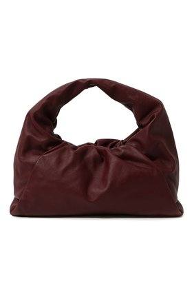 Женская сумка shoulder pouch BOTTEGA VENETA бордового цвета, арт. 610524/VCP40   Фото 1