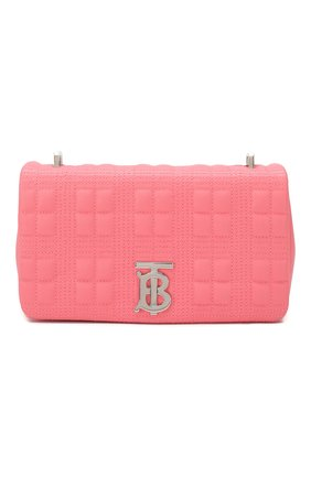 Женская сумка lola small BURBERRY розового цвета, арт. 8023889   Фото 1