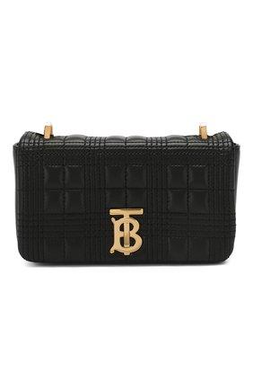 Женская сумка lola mini BURBERRY черного цвета, арт. 8023117   Фото 1