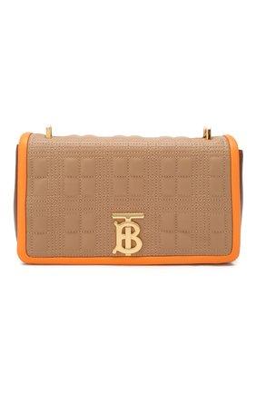 Женская сумка lola small BURBERRY бежевого цвета, арт. 8022974 | Фото 1