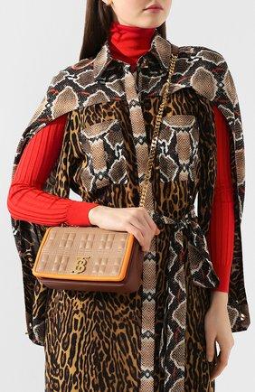 Женская сумка lola small BURBERRY бежевого цвета, арт. 8022974   Фото 2
