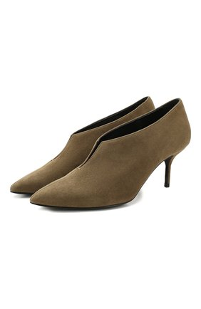 Замшевые туфли Secret | Фото №1
