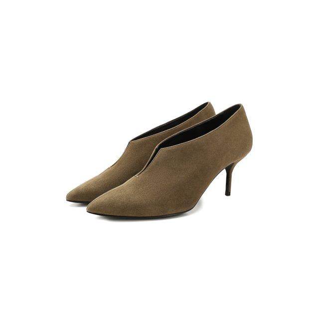 Замшевые туфли Secret Pierre Hardy