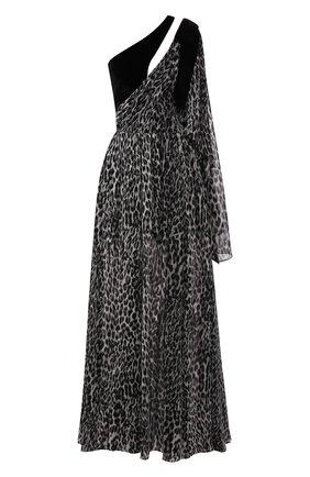 Женское платье-макси RASARIO серого цвета, арт. 0013W9 | Фото 1