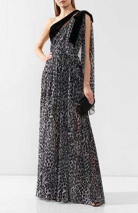 Женское платье-макси RASARIO серого цвета, арт. 0013W9 | Фото 2