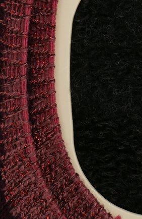 Женские подследники FALKE бордового цвета, арт. 46270_19_ | Фото 2