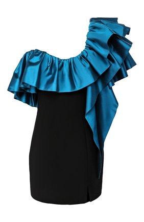 Женское мини-платье RASARIO черного цвета, арт. 0071W9_2 | Фото 1