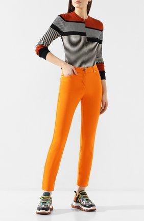 Женские джинсы ESCADA оранжевого цвета, арт. 5032573 | Фото 2