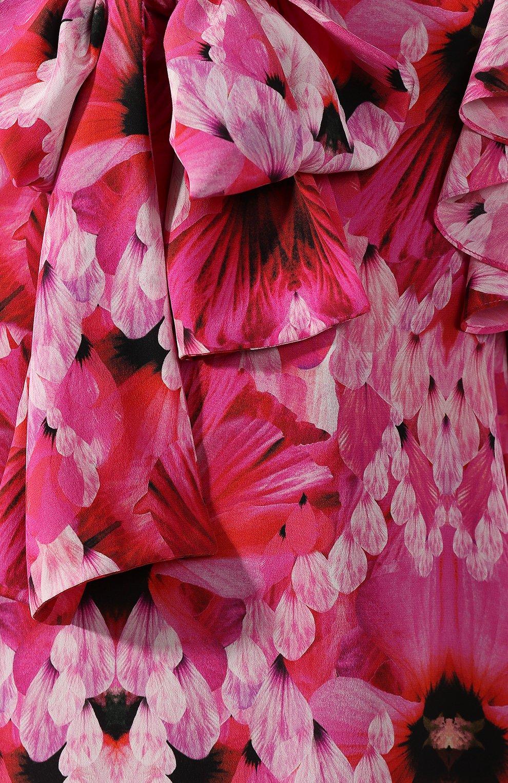 Шелковое платье   Фото №5