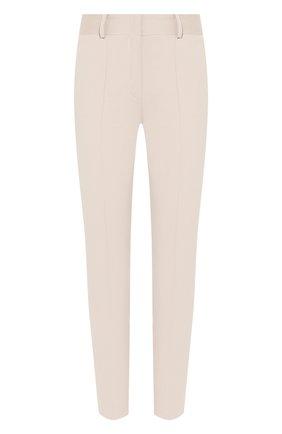 Женские хлопковые брюки LORO PIANA светло-серого цвета, арт. FAL0763 | Фото 1