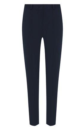 Женские хлопковые брюки LORO PIANA зеленого цвета, арт. FAL0763 | Фото 1
