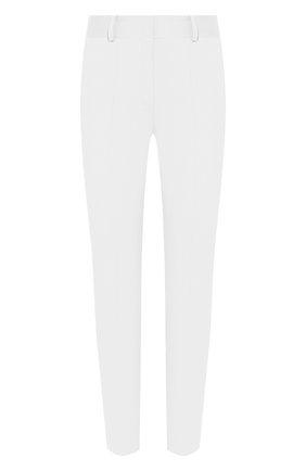 Женские хлопковые брюки LORO PIANA белого цвета, арт. FAL0763 | Фото 1