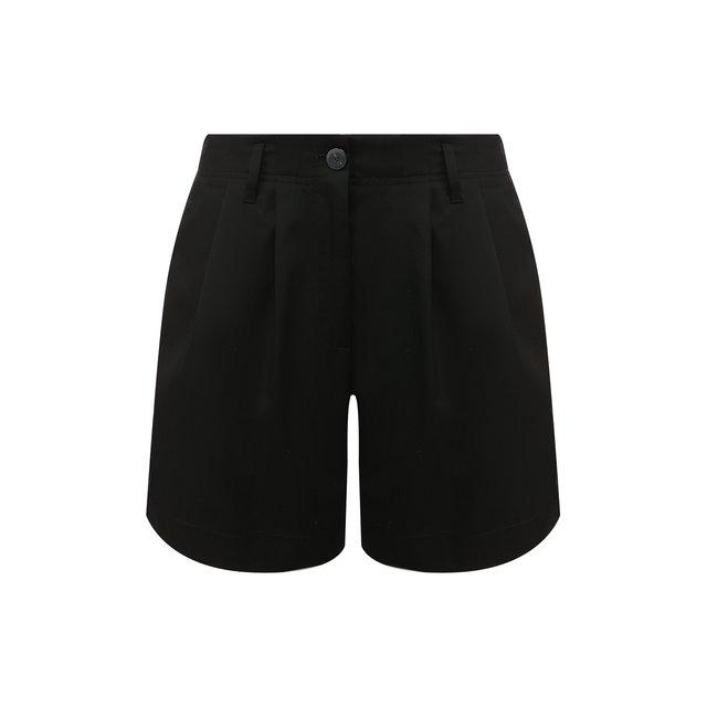 Хлопковые шорты Forte_forte