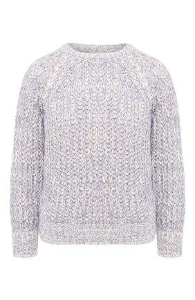 Женская свитер FORTE_FORTE голубого цвета, арт. 7112 | Фото 1